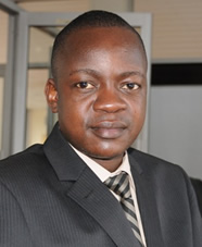 Image: Peter Kaujju, Head Public and Corporate Affairs