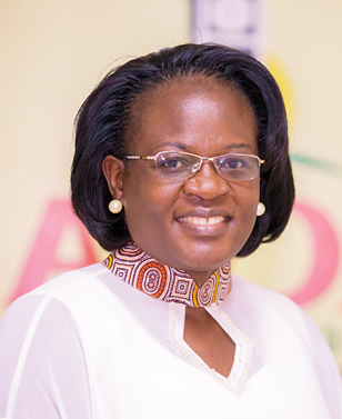 Image: Jennifer Semakula Musisi Ph.D (h.c), KCCA Executive Director